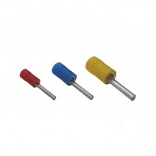 Pin type insulated cable lugs
