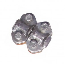 Bi-metallic tapping connectors al-cu 16-70/2