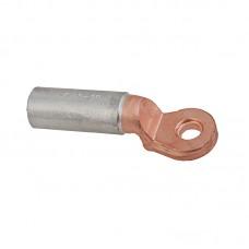 Aluminum-copper lugs