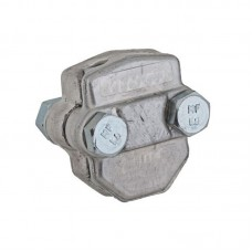 Aluminum termination clamp al 25-35