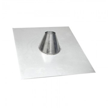 Tin roof tile for roof roofpipe support